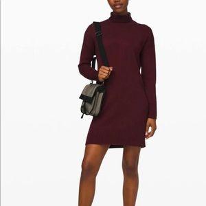 NWT Lululemon Softer Still Dress